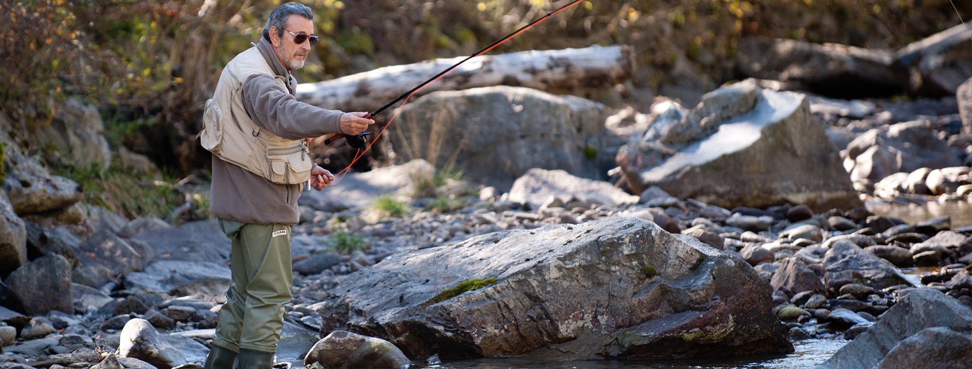 Catching grayling on Tyrolean rod. Tyrolean wand: how to catch 47